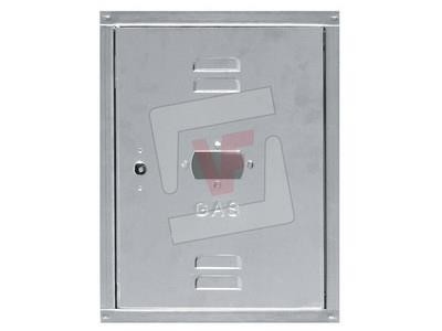 Sportello per contatore gas art 443 24232 la ferramenta - Contatore gas in casa ...